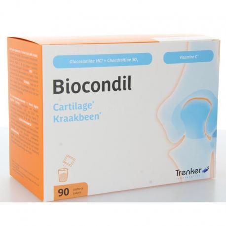 Biocondil chondroitine/glucosamine