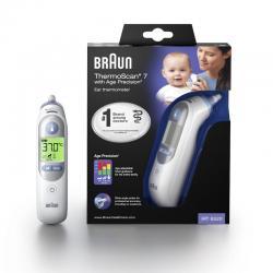 Braun thermoscan irt 6520 we