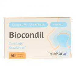 Chondroitine/glucosamine carnitine