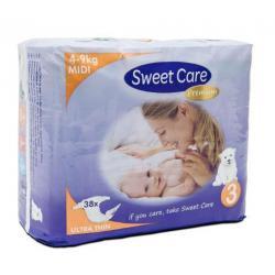Sweetcare premium midi mt3