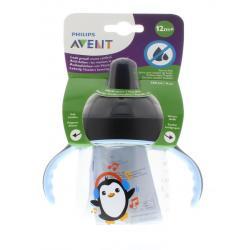 Avent tuitbeker pinguin 12m+zw