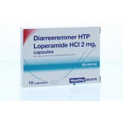 Diarree remmer 2mg/loperamide