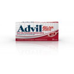 Advil 400mg ovaal blister