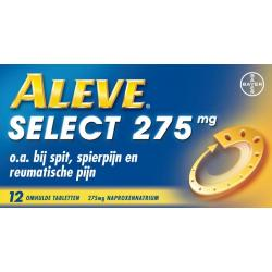 Aleve select 275mg