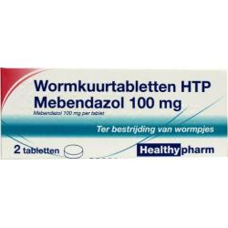 Mebendazol / wormkuur