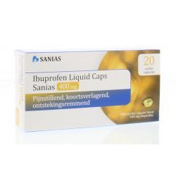 Ibuprofen liquid 400 mg