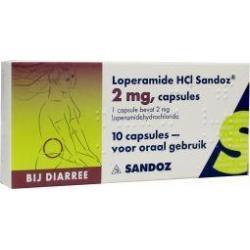 Loperamide 2 mg