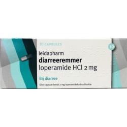 Loperamide 2mg