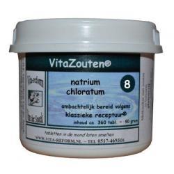 Natrium muriaticum/chloratum celzout 8/6
