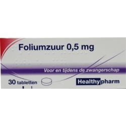 Foliumzuur 0.5mg