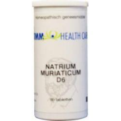 Natrium muriaticum D6 8