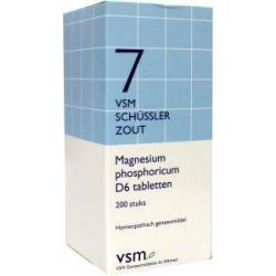 Magnesium phosphoricum D6 Schussler 7