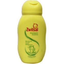 Zwitsal shampoo mini