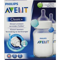 Avent zuigfles classic + duo