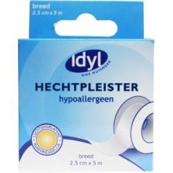 Hechtpleister hypo-allergeen 2.25 cm x 5 m