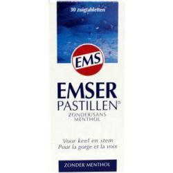 Bad Emser pastilles