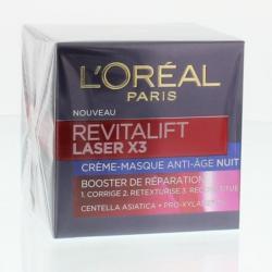 Dermo expertise revitalist laser night cream