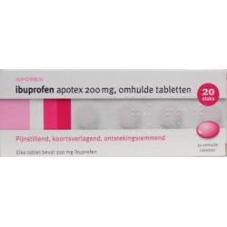 ibuprofen 200mg Apotex uad