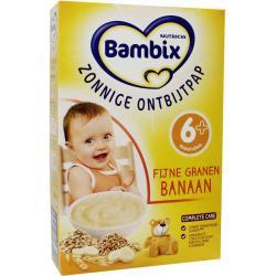 Bambix groeiontbijt f g banaan