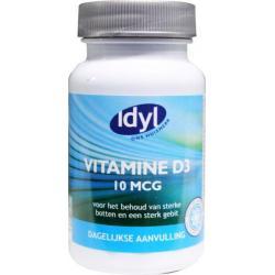 Idyl vitamine d3 10mcg