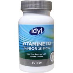 Idyl vitamine d3 25mcg senoir@