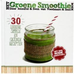 het groene smoothie boek
