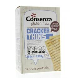 robs ess cracker thins