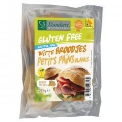 Damhert broodjes wit