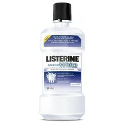 Listerine mondwater adv white