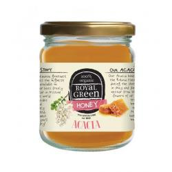 Royal Green acacia honey