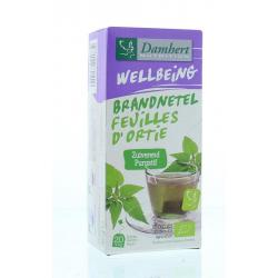Damhert tea time brandnetel