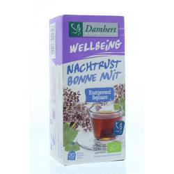 Damhert tea time goede nachtru