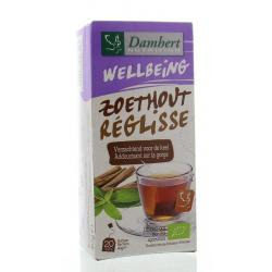 Damhert tea time zoethout