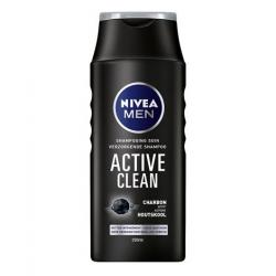 Nivea men shamp active clean @