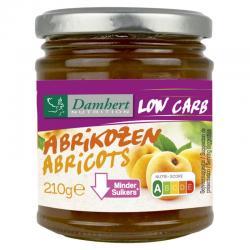 Damhert dieetconfituur abrikoo