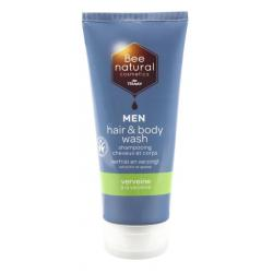 hair&body wash men verveine