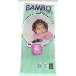 Bambo babyluier xl 6 16-30kg
