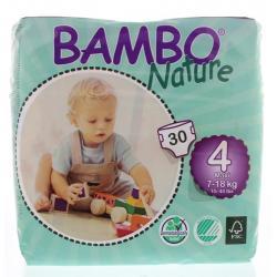 Bambo babyluier maxi 4 7-18kg