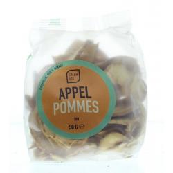 Greenage appel chips