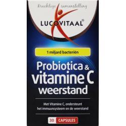 Lucovitaal probiotica vit c @