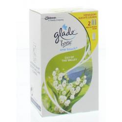 Glade one touch lily of the na