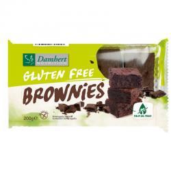 Damhert brownies glutenvrij