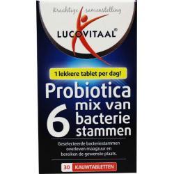 Lucovitaal probiotica