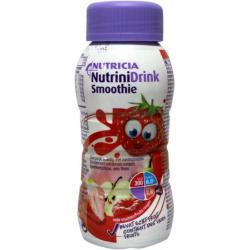 Nutrinidrink smooth rood fruit