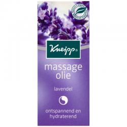 Massageolie lavendel mini