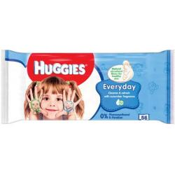 Wipes every day