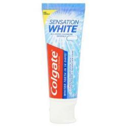 Colgate tandp sensation white