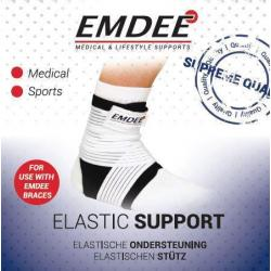 Enkelband stretch wit MD2354