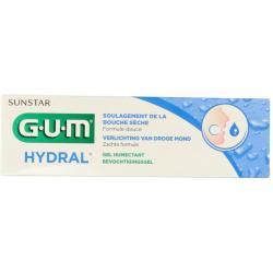 Hydral gel tube