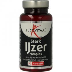 Ijzersterk complex vitamine & mineralen